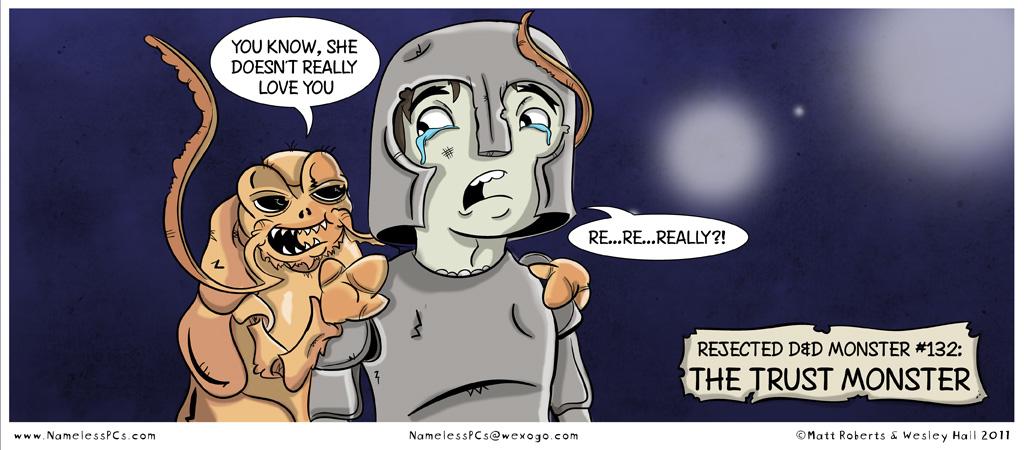 Trust Monster