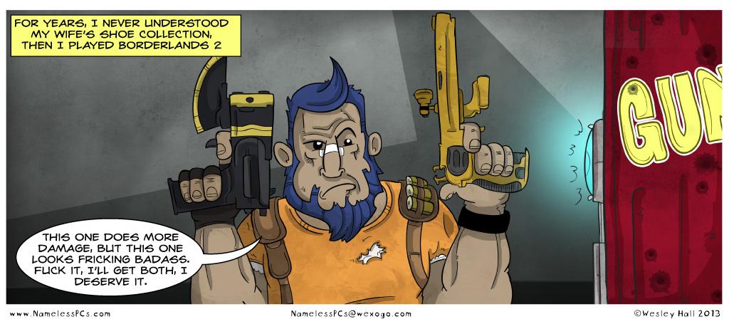 So Many Guns