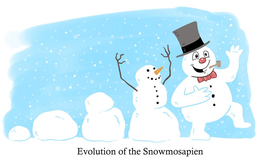 Snowmosapien