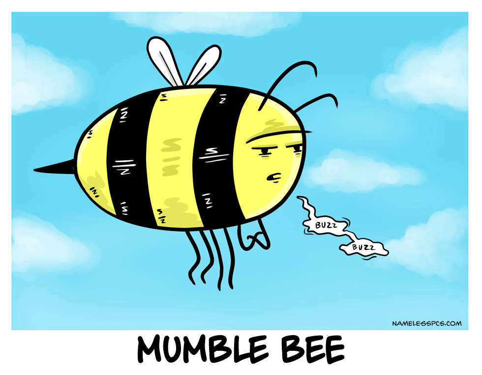 Mumble Bee