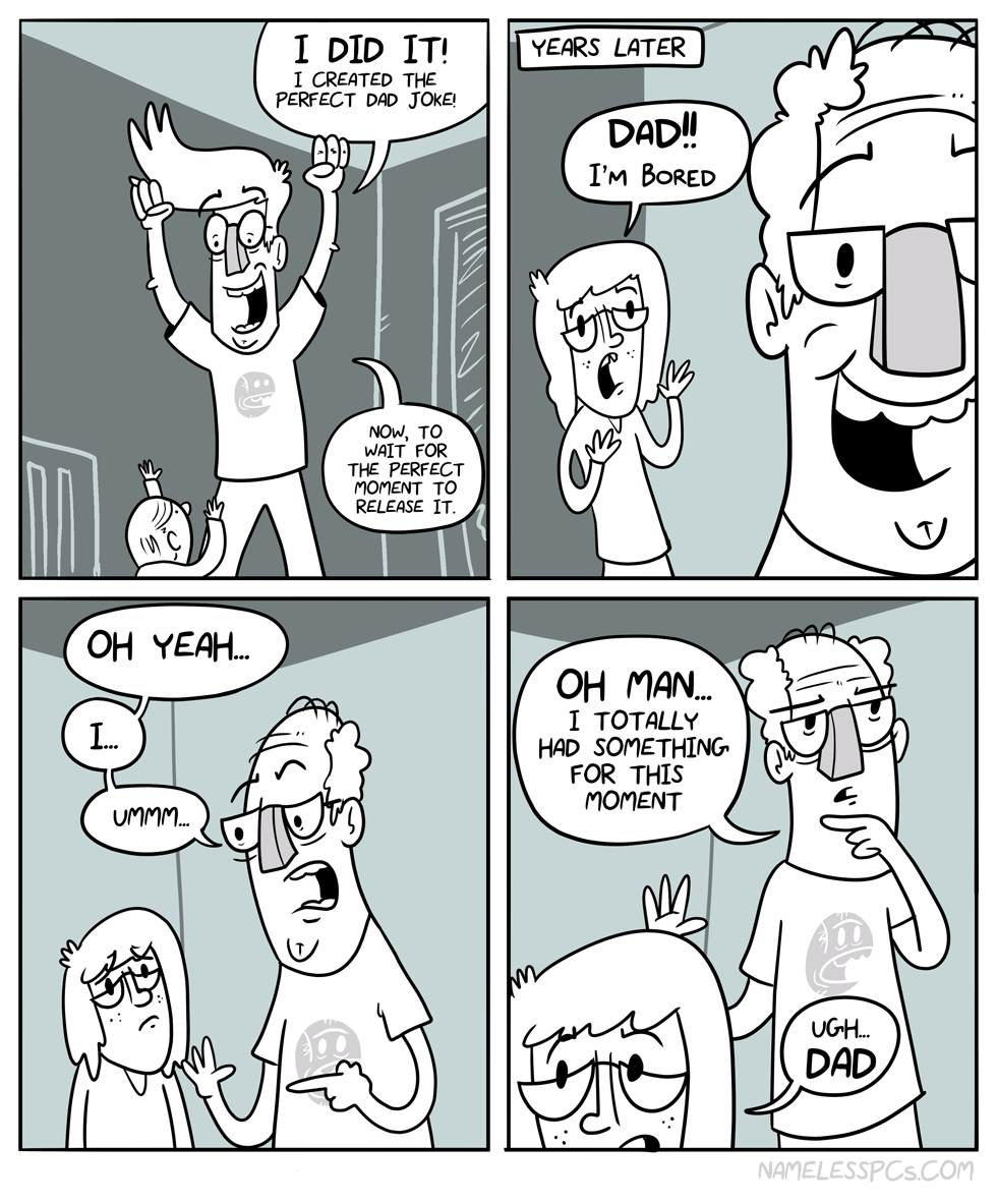 The Perfect Dad Joke