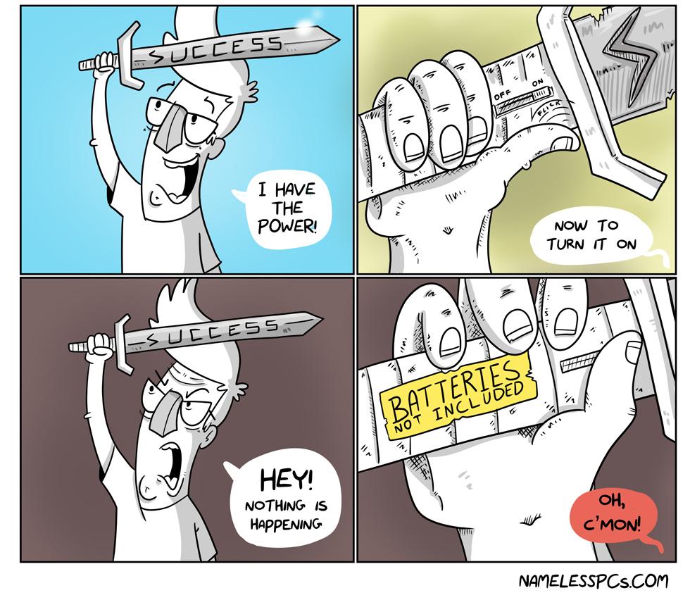 Sword of Success