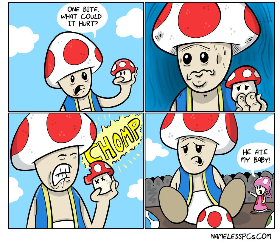 Magic Shrooms