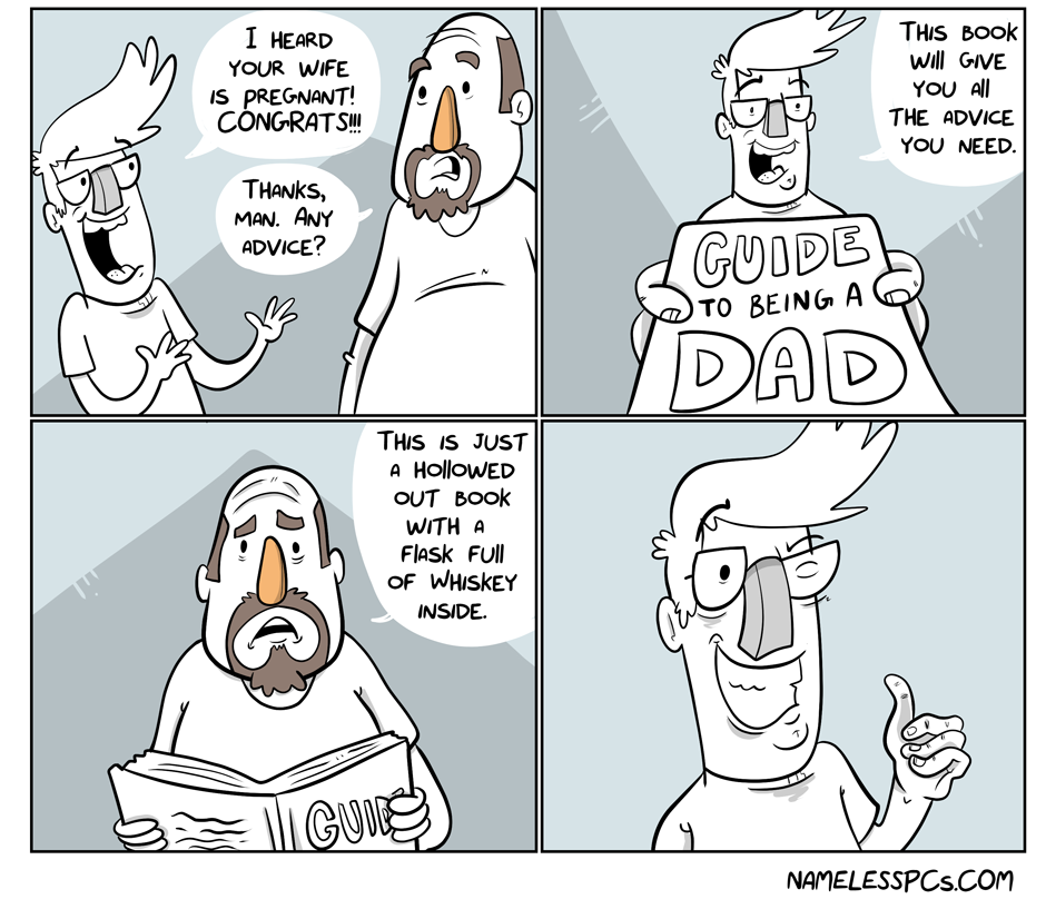 Advice for a New Dad