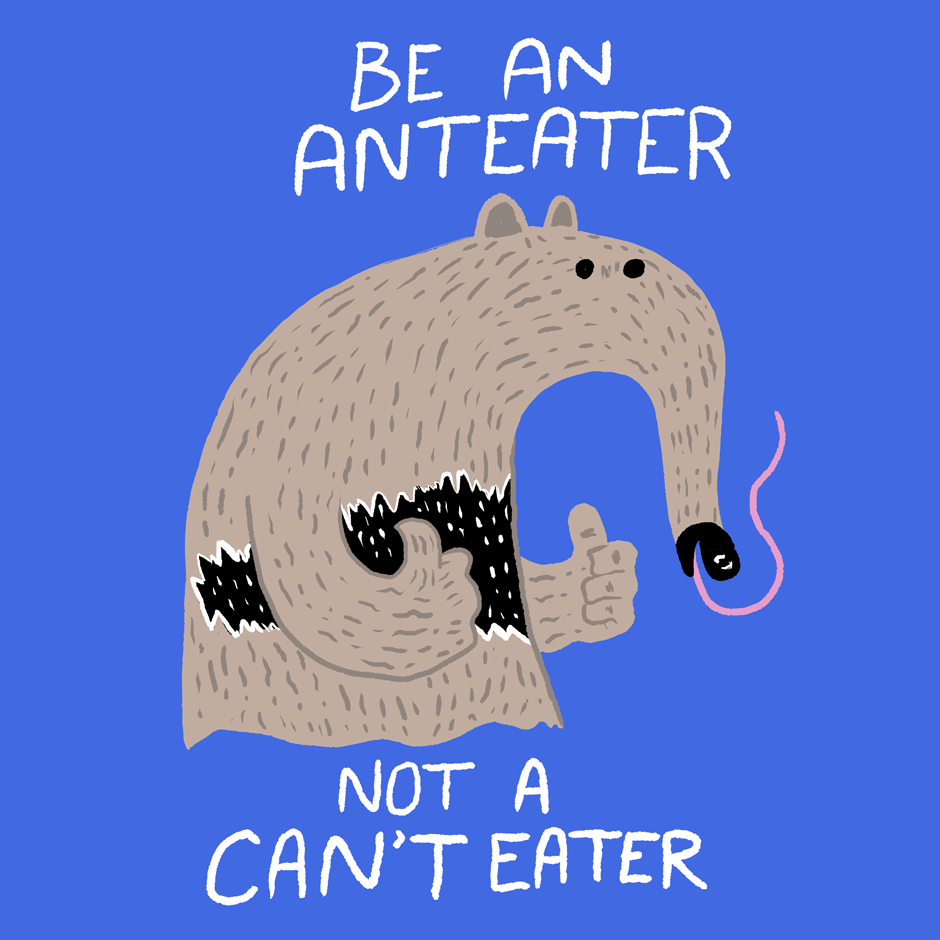 Be an AntEater
