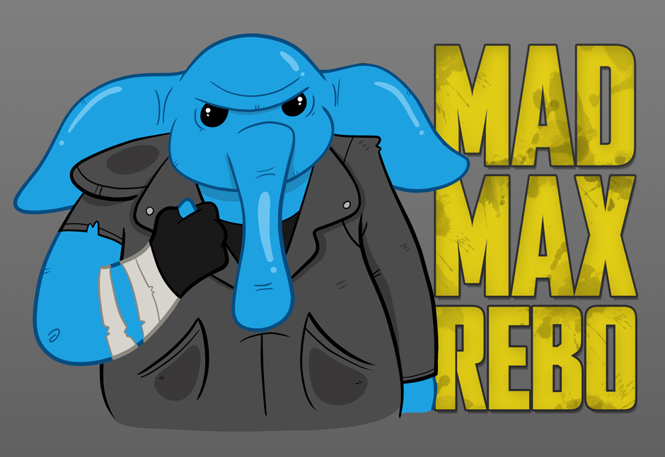 The future belongs to the rebo