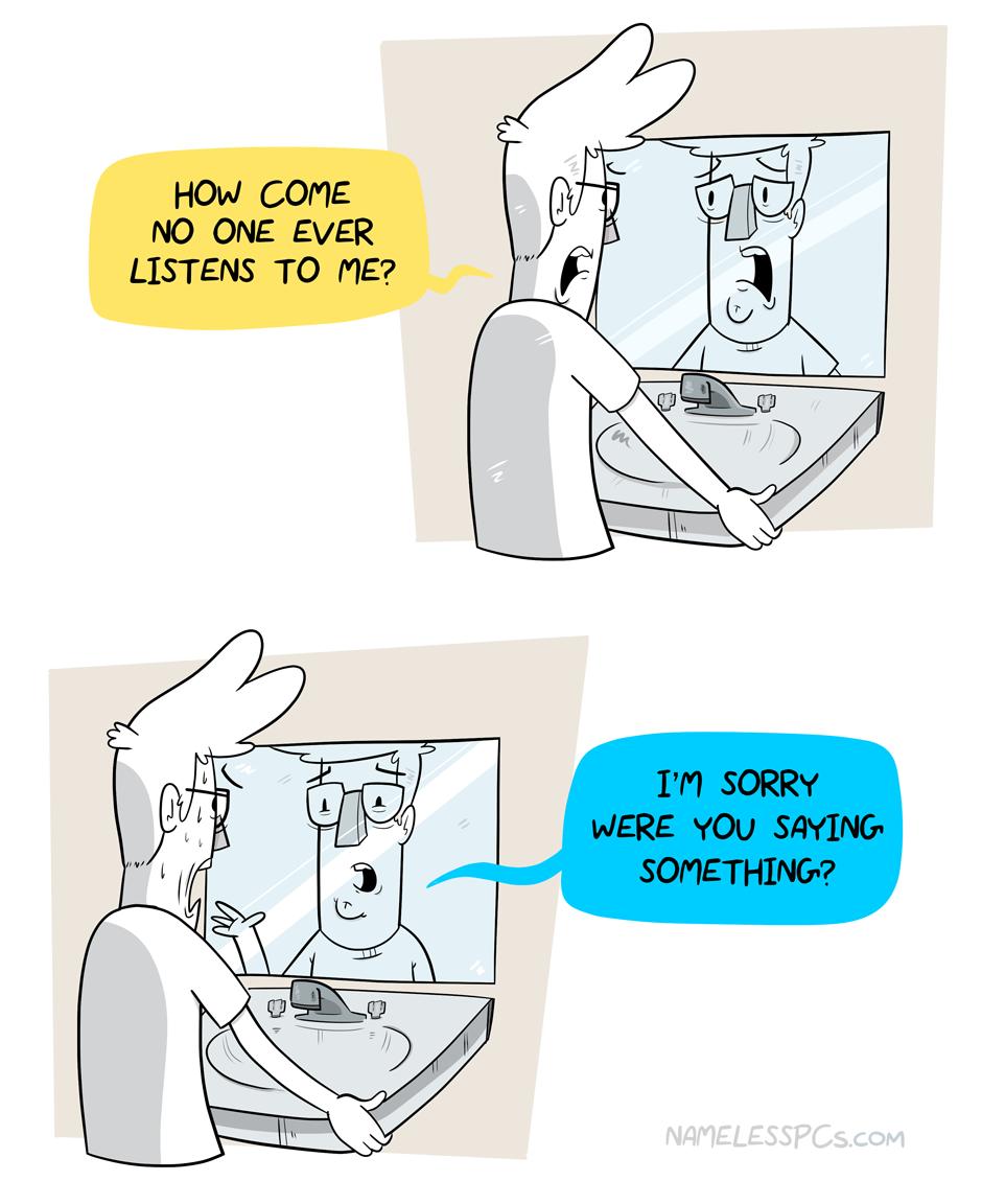 Nobody Listening
