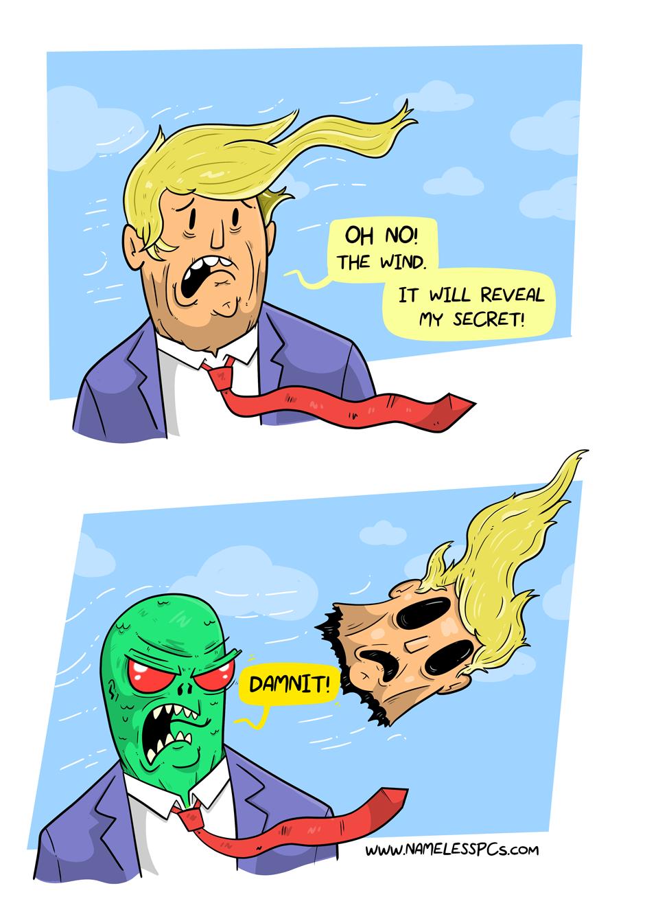 Trump's Real Secret
